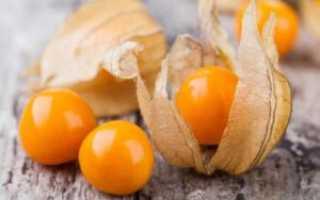 Варенье из физалиса: пошаговый рецепт с картинками и фото