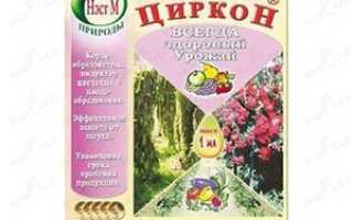 Состав и инструкция применения удобрения циркон и флористина для комнатных растений, препарат цитокон