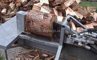 Промышленные дровоколы для производства дров