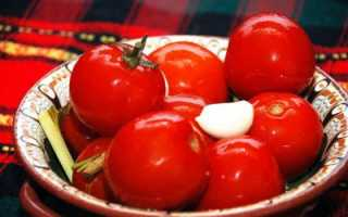 Соленые помидоры быстрого приготовления: 3 рецепта