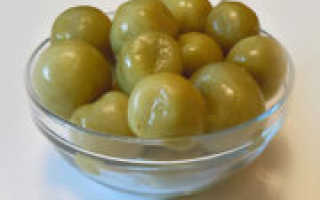 Малосольные зелёные помидоры