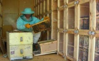 Павильон для пчел: делаем своими руками, конструкция — Берендея
