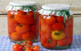 Очень вкусные кисло-сладкие маринованные помидоры