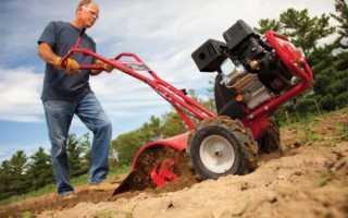 Как копать картошку мотоблоком, мотокультиватором: описание, приемущества