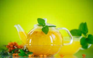 Чай с облепихой: лечебные свойства и противопоказания