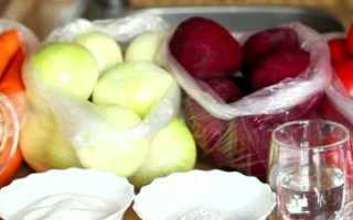 Борщевая заправка на зиму со свеклой и морковью: 3 лучших рецепта