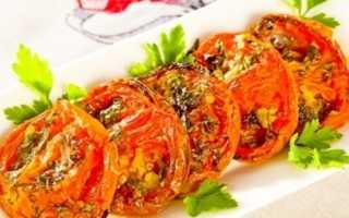 Жареные помидоры с чесноком — Женское мнение — Екатерина Данилова