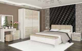 Як обрати меблі для спальні