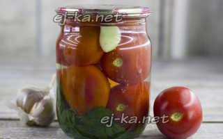 Помидоры по-болгарски на зиму, самый вкусный рецепт