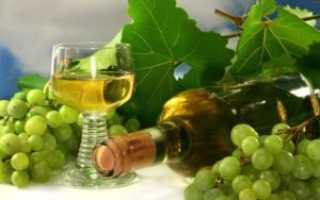 Вино из листьев винограда в домашних условиях (рецепт)