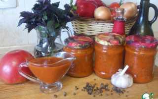 Соус «Песто» на зиму: пошаговый рецепт быстро и просто от Марины Выходцевой