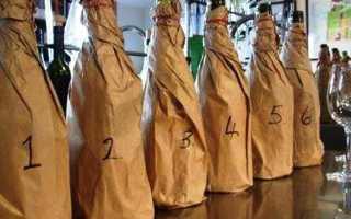 Как сделать вино из ирги